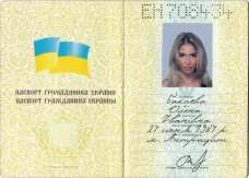 arrange an Ukrainian passport check