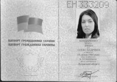Ukrainian Passport Instant Validity Check
