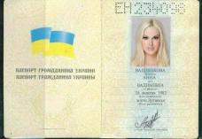 verify Ukrainian passport
