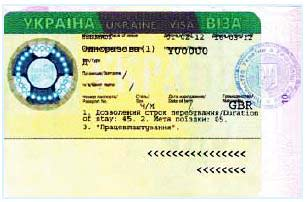ukraine visa regulation