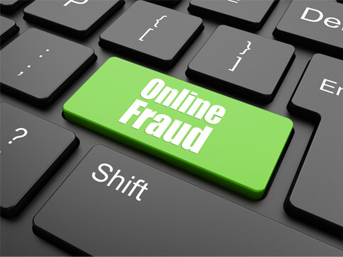 Online credit card fraud prevention