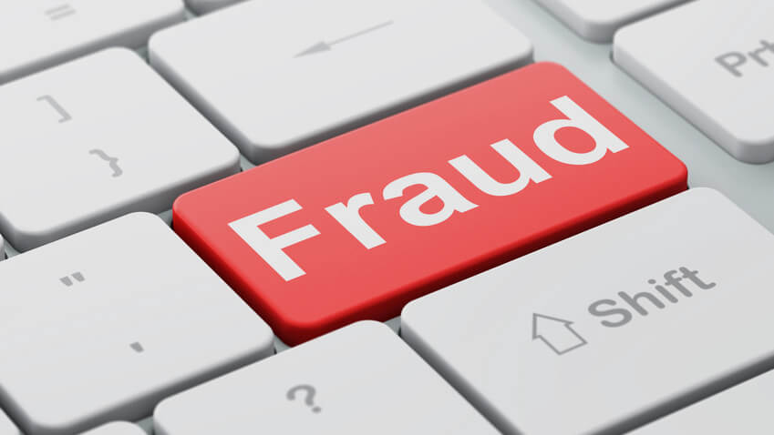 Online auction fraud