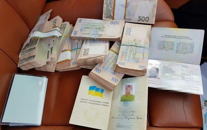 SBU (the Security Service of Ukraine) has found out a workshop for production of false documents in Boryspil