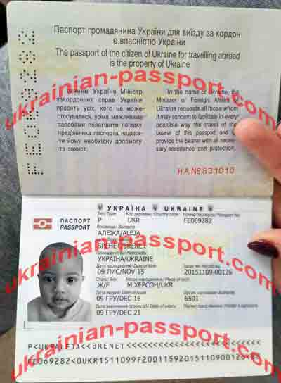 ukraina passport check