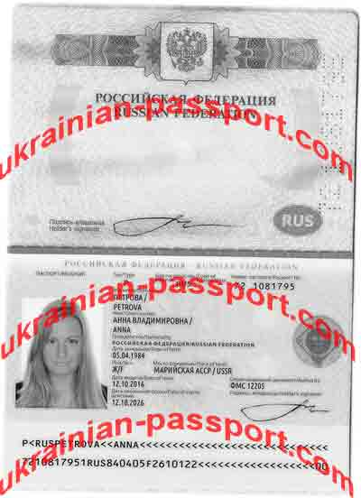 fraud russian id