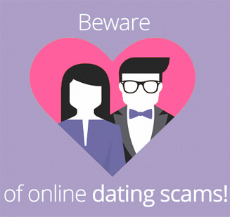 Dating site scams
