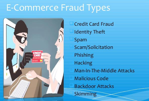 how to avoid online fraud