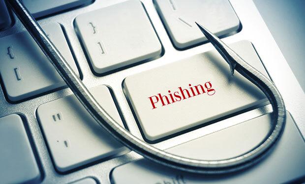 Phishing information