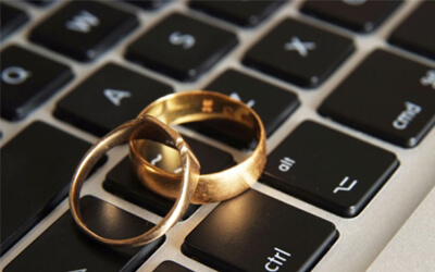 Get Married on the Internet