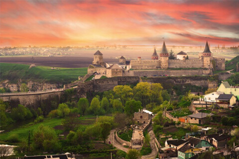 Places to visit in Ukraine