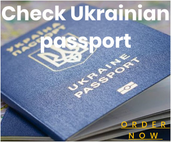verify fake passport ukraine