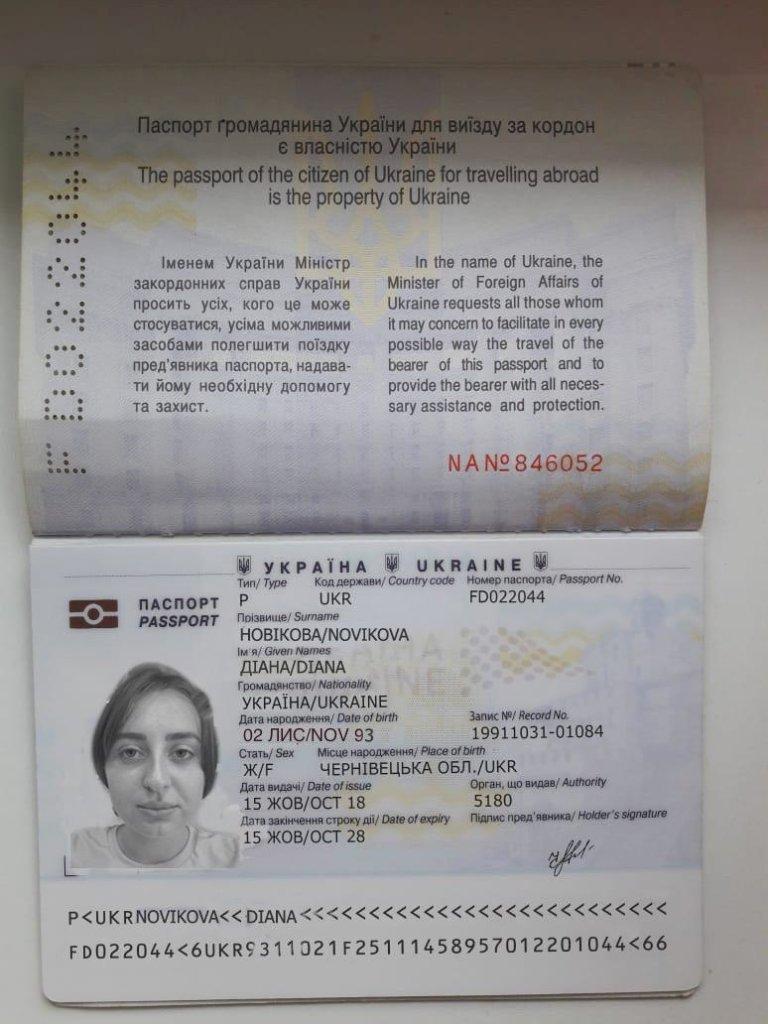 diana novikova ukrainian dating scam