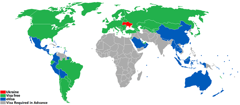 ukraine visa americans