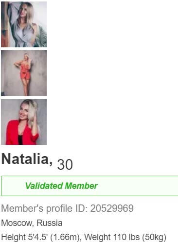 Different dating sites. Same girls which I communicate with, but they don't know me